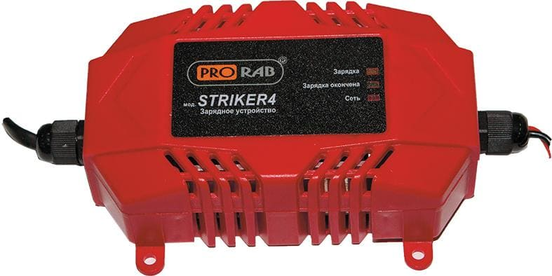 Зарядное устройство PRORAB STRIKER 4