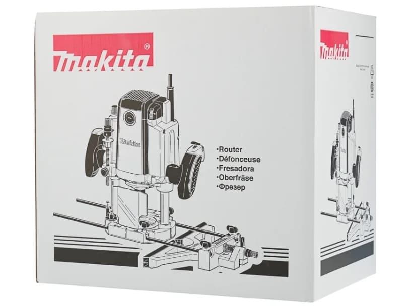 Вертикальный фрезер Makita RP2301FCX