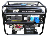 Бензиновый генератор EST 8500E