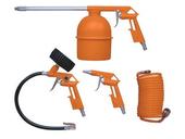 Набор пневматических инструментов Кратон ATS-02