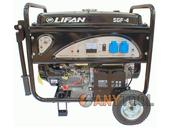 Бензиновый генератор LIFAN 5GF-4
