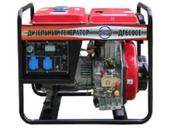 Дизельный генератор Magnus ДГ6000Е