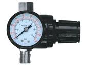 Регулятор давления с манометром Кратон Mini Regulator